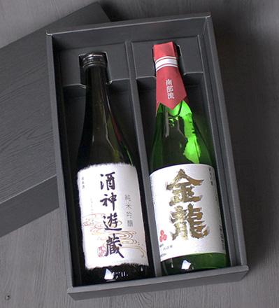一ノ蔵 純米吟醸 酒神遊蔵・金龍セット