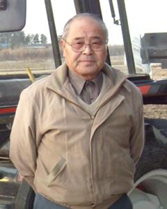 涌谷町農家 白幡晋さん